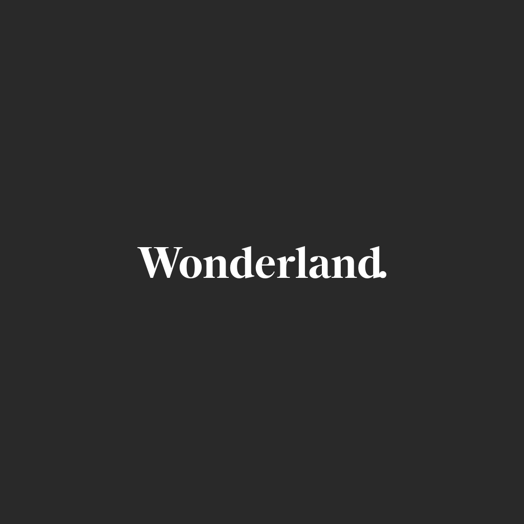 Wonderland. - Boutique Experience Design Studio in Amsterdam